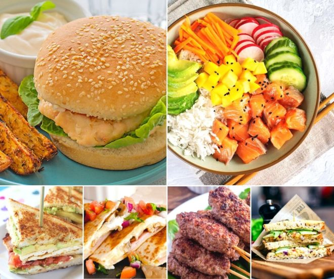 comidas rapidas recetas