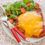 Milanesa Napolitana (receta de ternera empanada con queso)