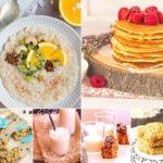15 recetas de desayunos con AVENA para una dieta saludable
