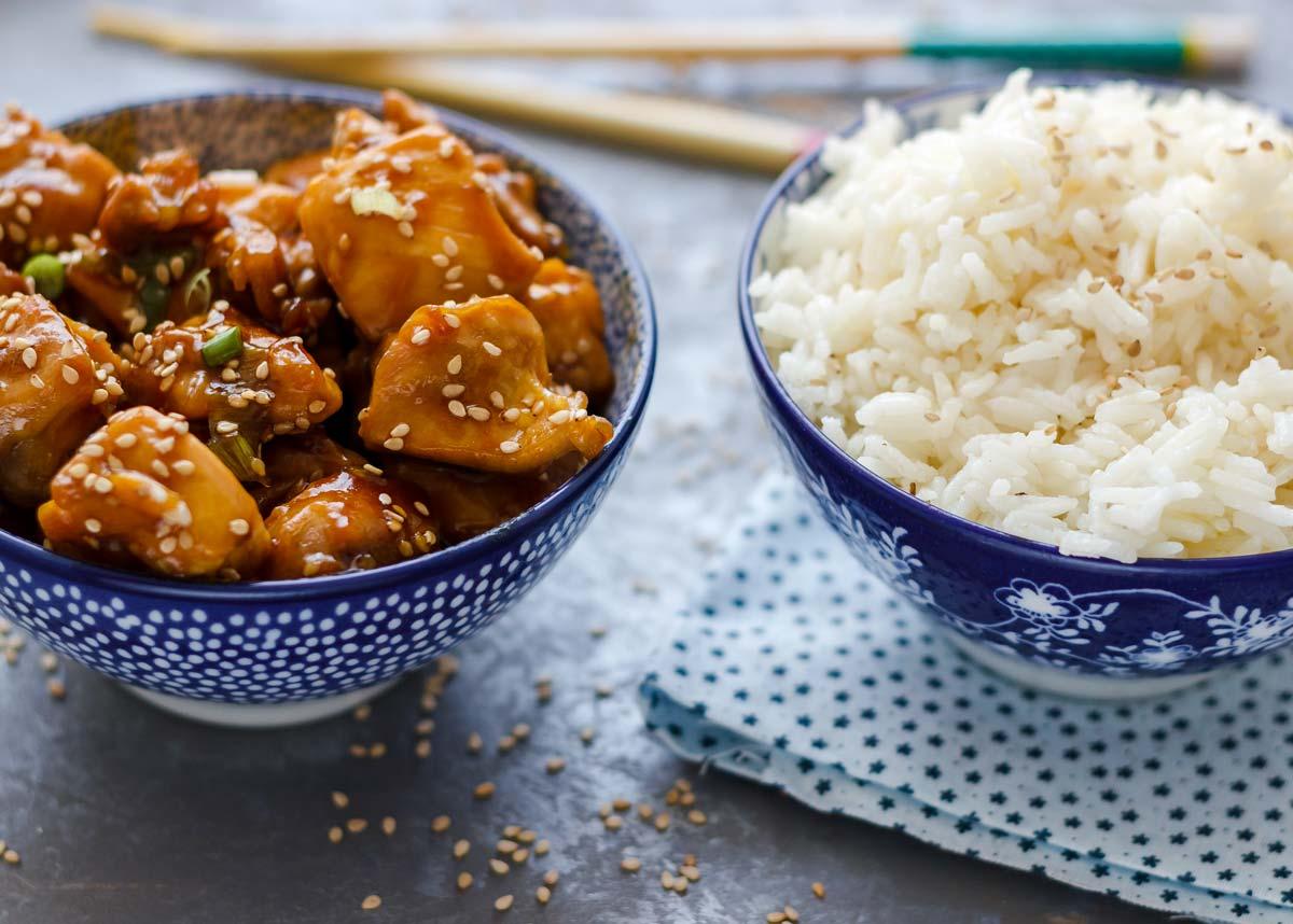 como hacer pollo teriyaki
