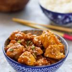 Pollo TERIYAKI (receta japonesa FÁCIL en 15 minutos)