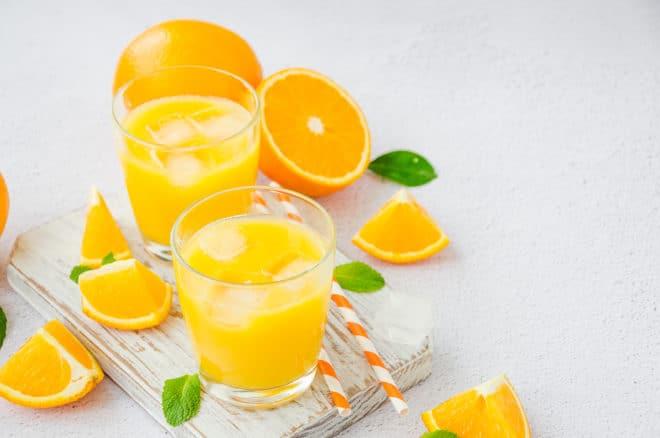 Cómo hacer naranjada casera
