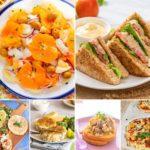 100 cenas ligeras y rápidas (ideas de recetas para cenar bien y rico)
