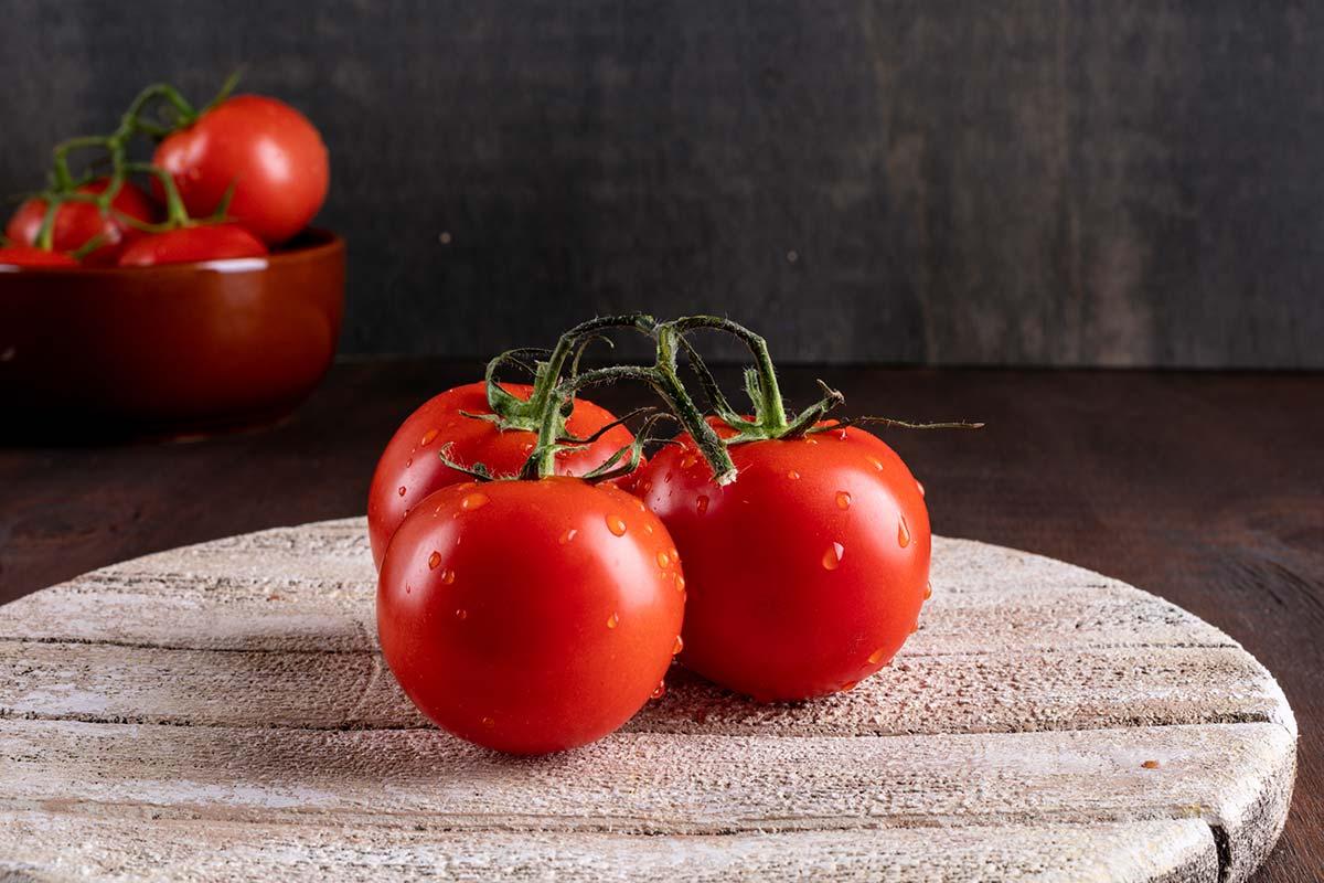 Tomates para salmorejo