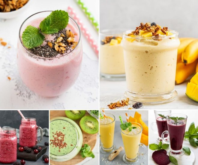Smoothies saludables