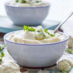 Cómo hacer puré de coliflor (fácil y sano)